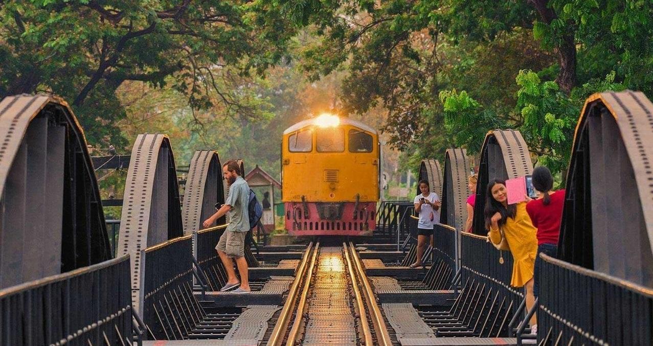 Kanchanaburi - Thailand in 15 days