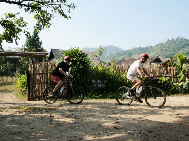 Lisu Lodge - Thailand on A 15-day Journey