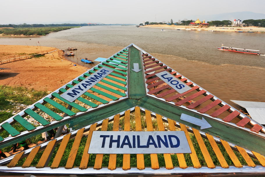 Golden Triangle - Deep Inside Thailand on A 15-day Journey