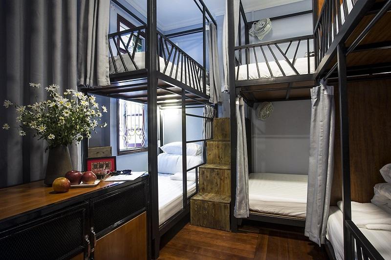 Top 10 Hostels in Vietnam  The Chi Novel Hostel