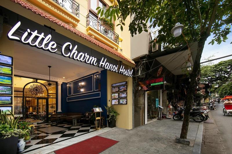 Top 10 Hostels in Vietnam little charm hanoi hostel