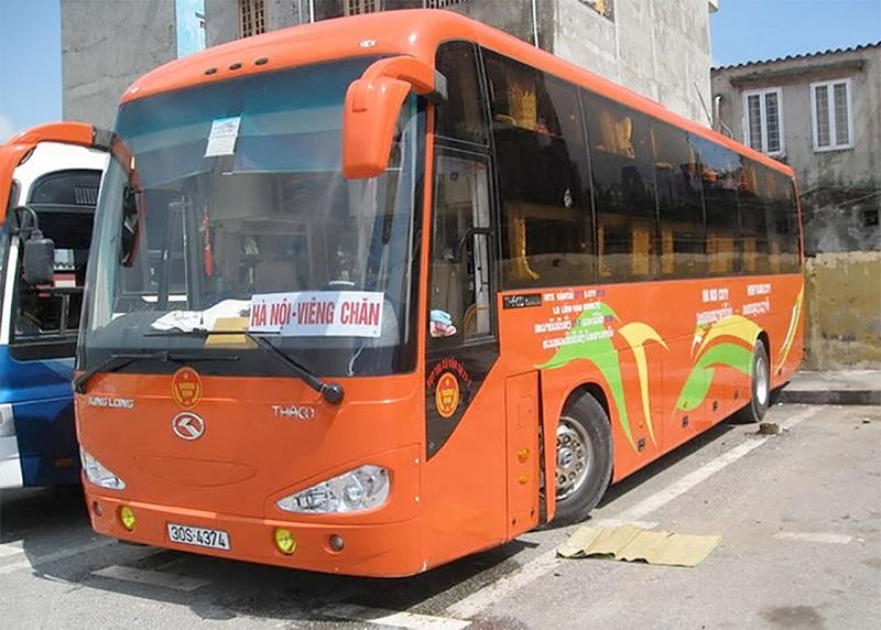 Hanoi to Laos bus from Vietnam to Laos