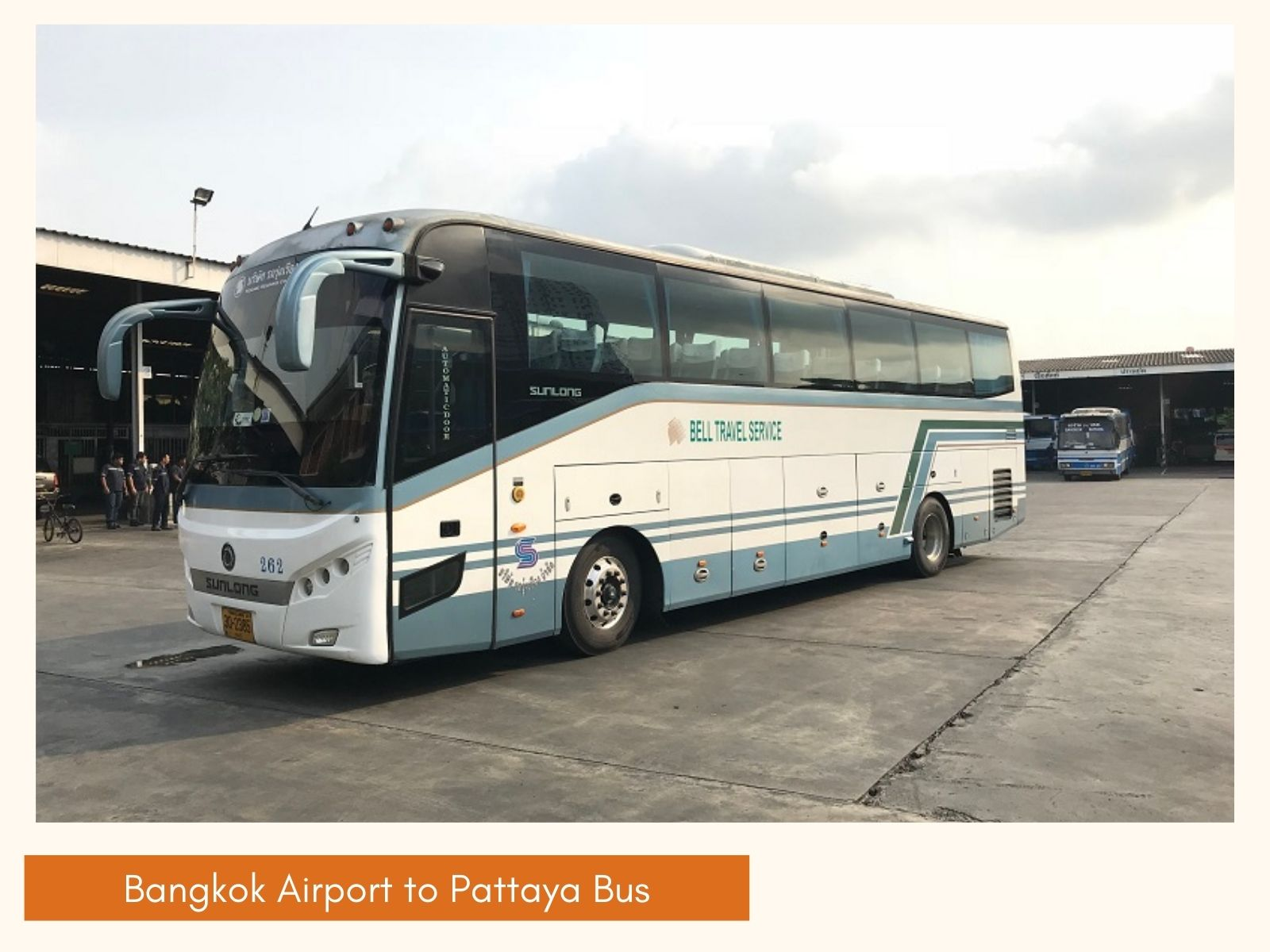 bell travel bus Best way to travel from Bangkok Airport to Pattaya