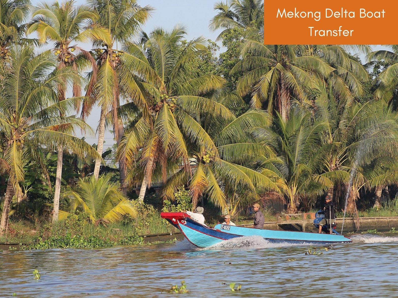 Mekong Delta tour from Saigon