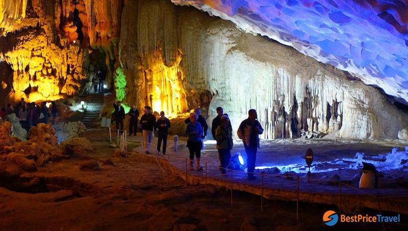 caves Halong Bay