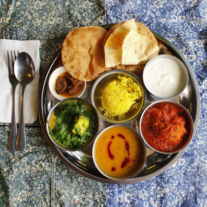Top 6 Authentic Indian Restaurants in Chiang Mai Spices Indian Restaurant & Store