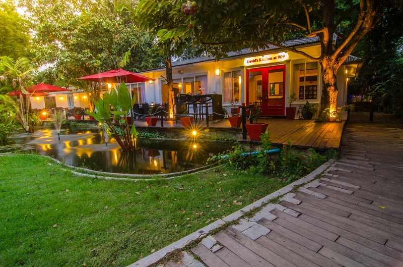 What are the best restaurants in Chiang Mai  David's Kitchen