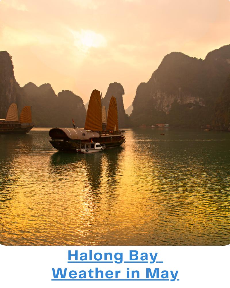 Halong Bay weather May