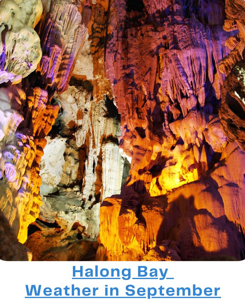 Halong Bay weather September