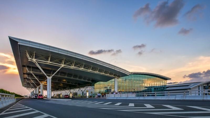 Noi Bai - The biggest airport near Halong Bay