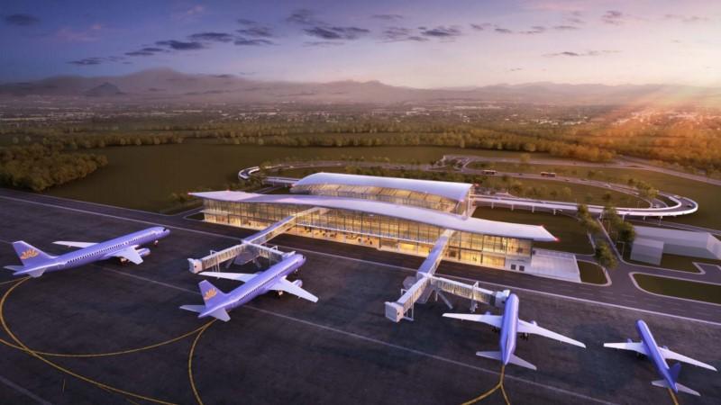 Cat Bi - the new airport near Halong Bay