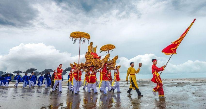 Tra Co Temple Festival