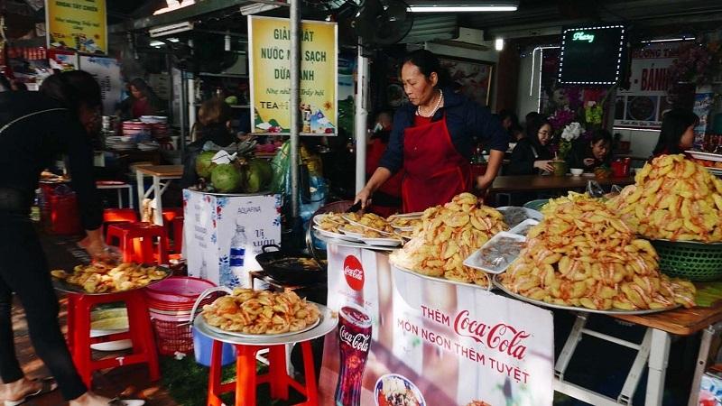 Taste Vietnam Local street food