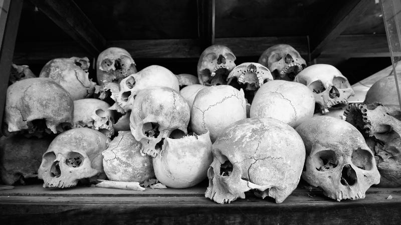 Learn History at Cambodia's Killing Fields