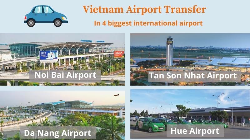 Vietnam Airport transfer