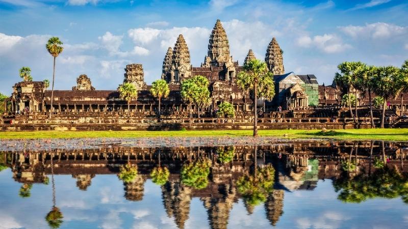 Siem Reap - Vietnam and Cambodia Itinerary