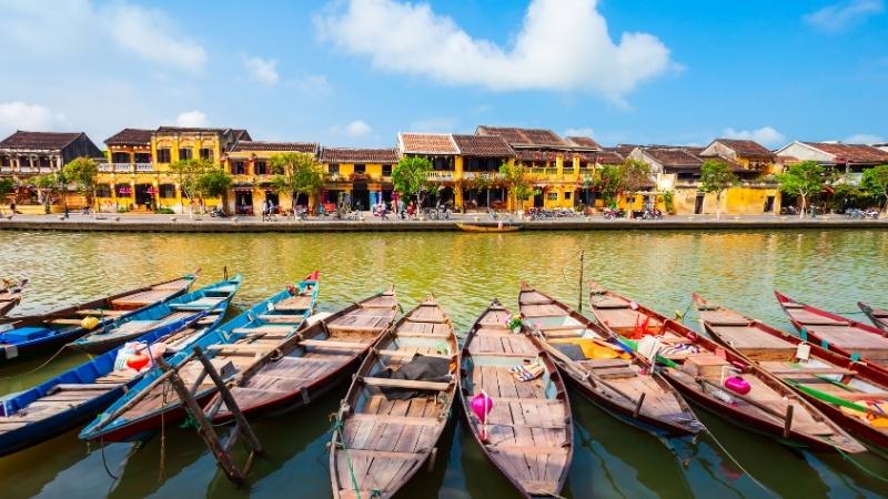 Hoi An - Vietnam and Cambodia Itinerary
