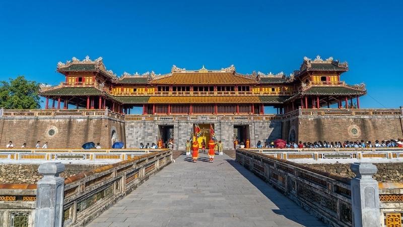 Hue Imperial Citadel - Vietnam and Cambodia Itinerary