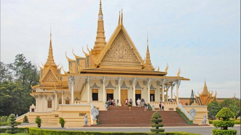 Phnom Penh - Vietnam and Cambodia itinerary