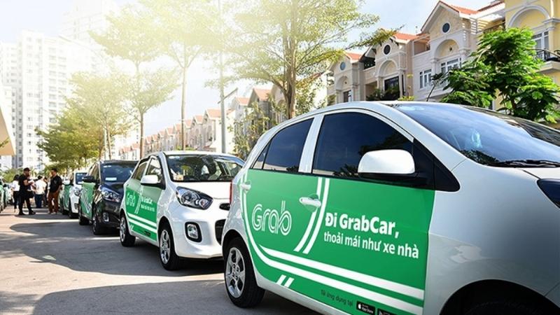 Grab Taxi Hanoi