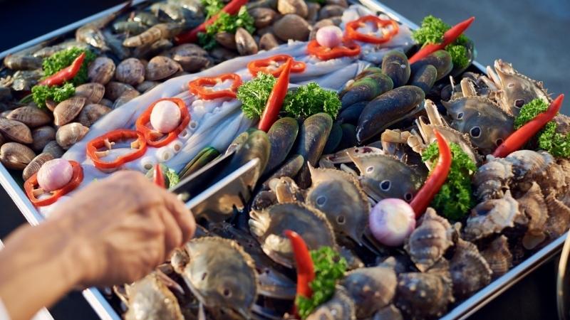 Hoi An fresh seafood