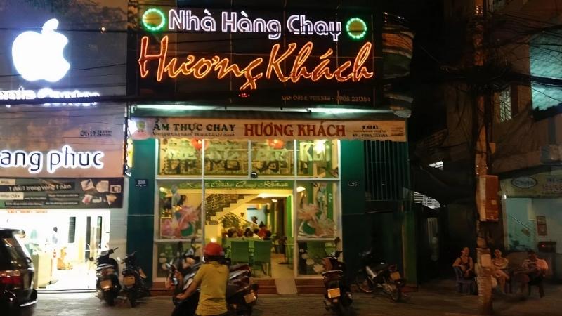 Huong Khanh Vegetarian Restaurant