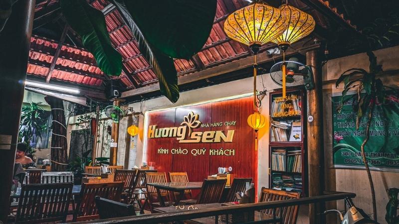 Huong Sen Vegetarian