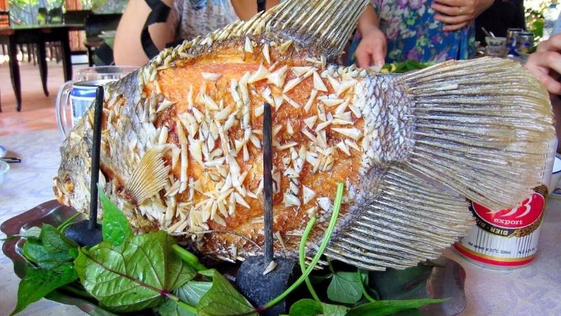 Taste Mekong Delta local foods