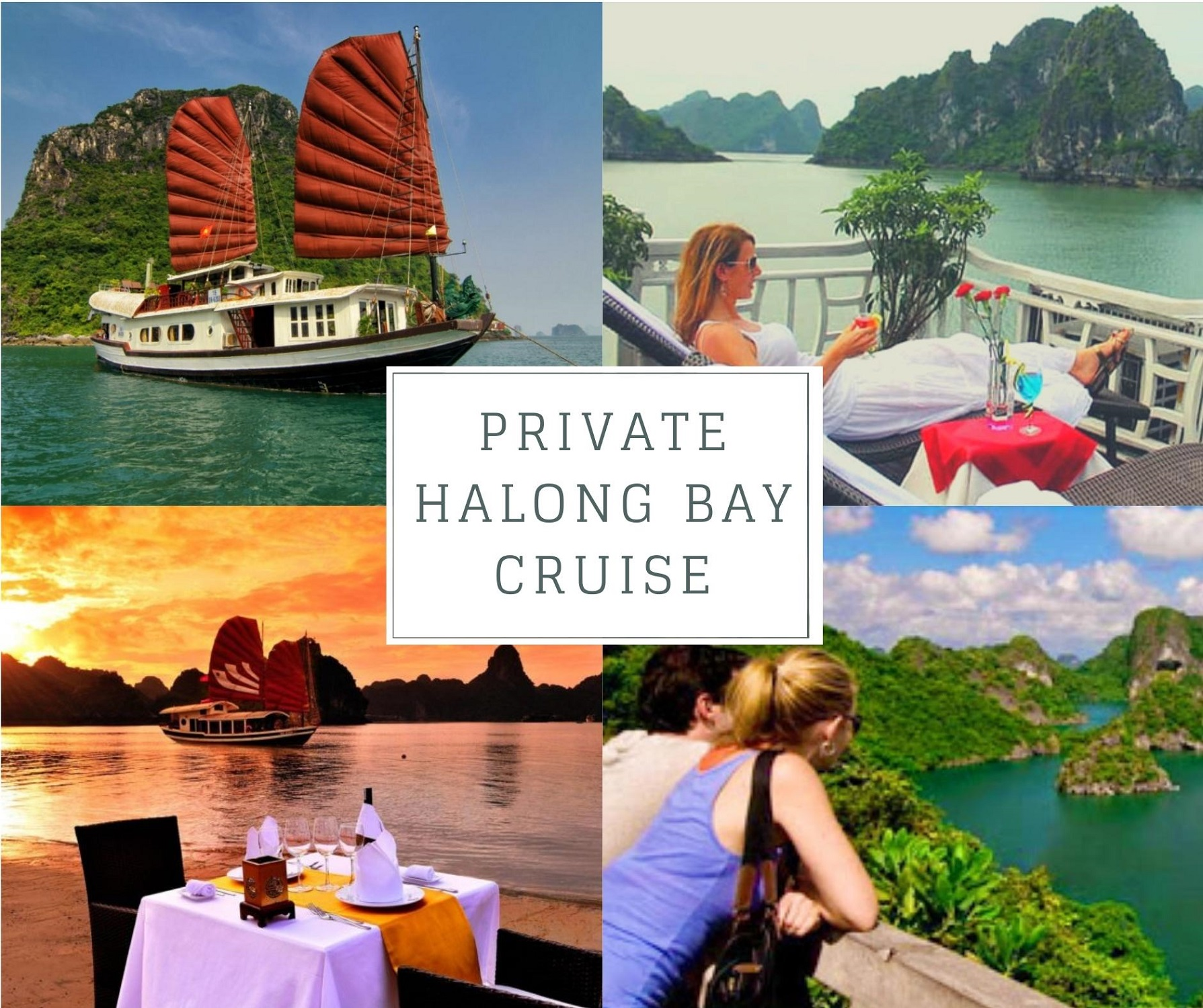 Private Halong Bay Cruise