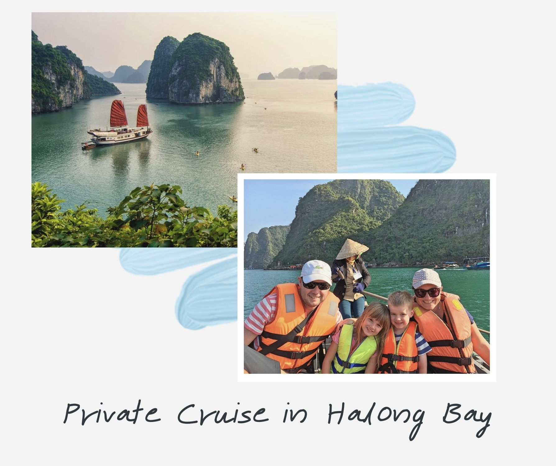 Halong Private Cruise