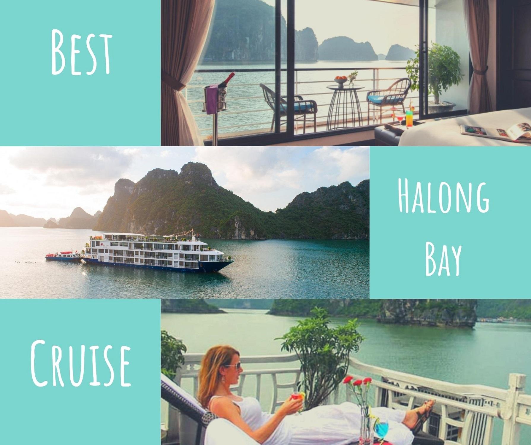 Enjoy your Halong Bay Cruise Tour
