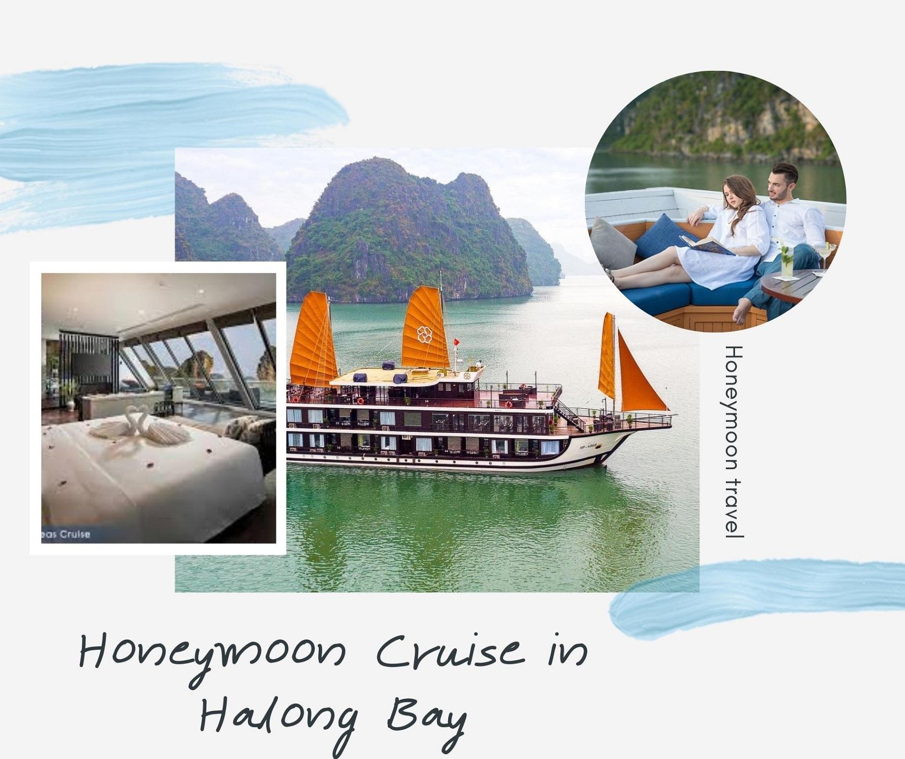 4* cruise in Halong Bay