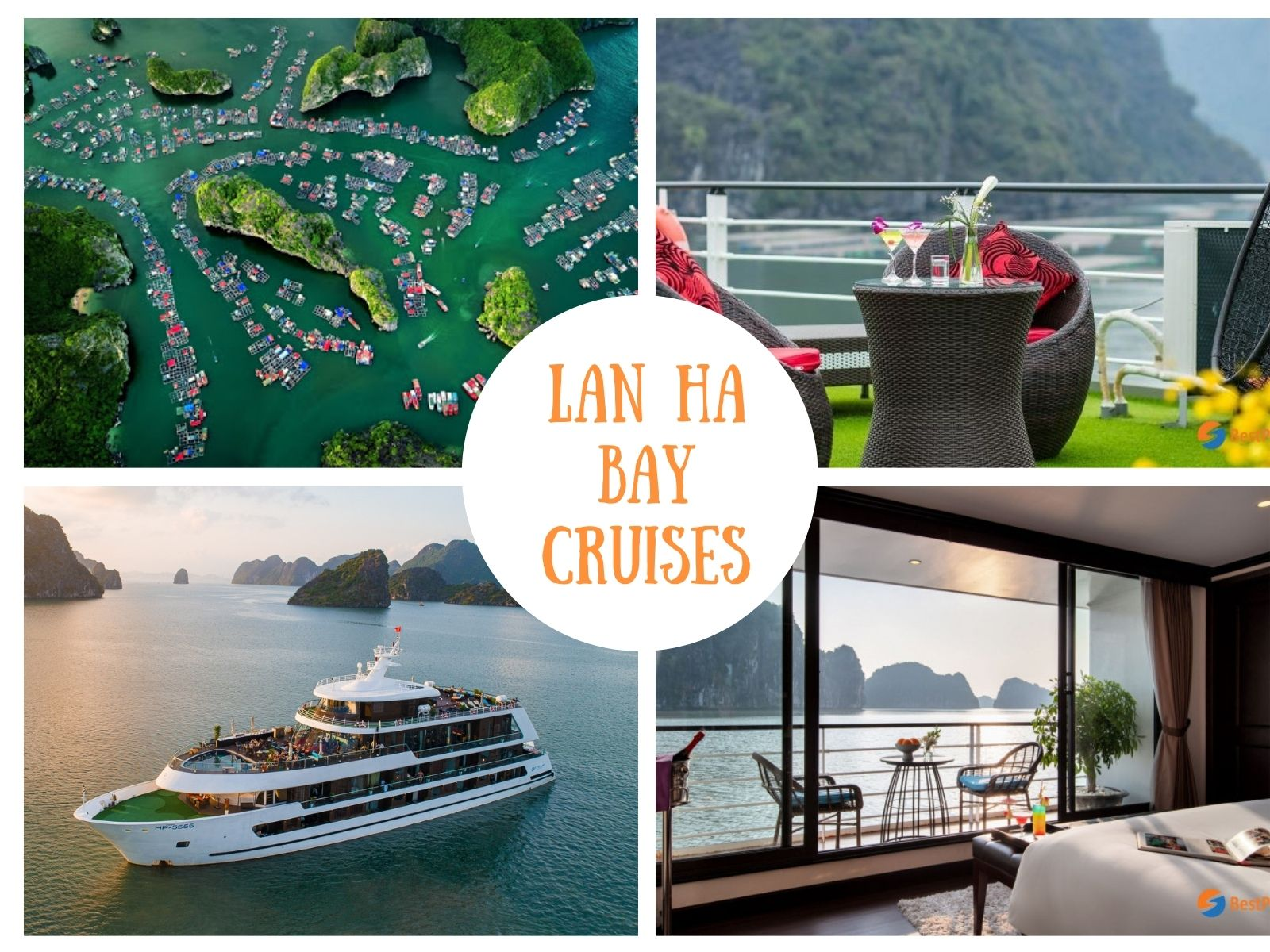 Lan Ha Bay Cruise