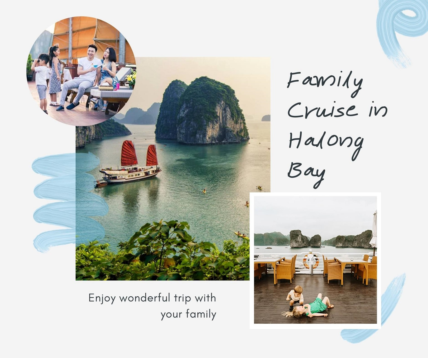 Halong Bay Family Cruise