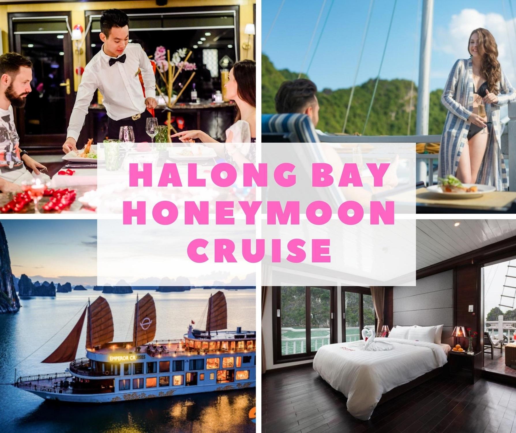 Halong Bay Honeymoon Cruise