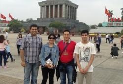 Visit Ho Chi Minh Complex