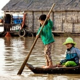 Tonle Sap Lake Half Day