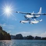 Hanoi - Halong Bay Cruise with Seaplane 2 days