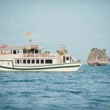 Petit White Dolphin Cruise 2 days