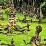 Vientiane - Buddha Park Full day city tour