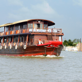Aboard Mekong Eyes Cruise and Highlights of Cambodia 8 days