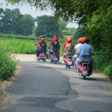 Hanoi Countryside Vespa Tours