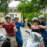 Hanoi Half day City by Motorbike with lunch