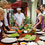 Cooking Class at Thuy Bieu Eco-village  Full Day