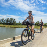 Hoi An Evening Food Tour by Bike