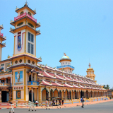 Cu Chi Tunnels and Cao Dai Temple Full Day