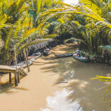 Luxury Mekong Delta Speedboat Tour Full day