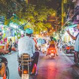 Saigon Night Life Tour by Motorbike