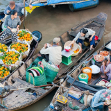 Mekong Delta with Floating Market 2 days
