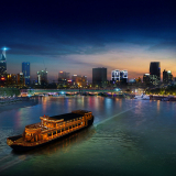 Luxury Dinner Cruise on Saigon River